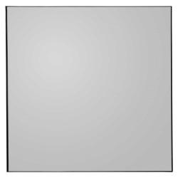 Aytm quadro spejl (sort/l90xb90xh2 cm)