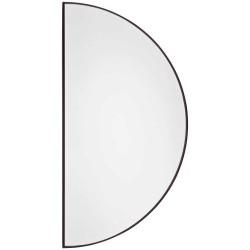 Aytm unity spejl 1/2 cirkel (bordeaux/l25xb1,2xh50 cm)