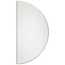 Aytm unity spejl 1/2 cirkel (guld/l25xb1,2xh50 cm)