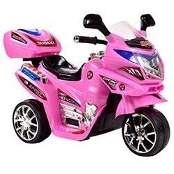 Azeno Night Rider motorcykel - Pink