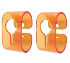 B-hooked knager (orange)