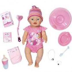BABY BORN interaktiv dukke - Pige