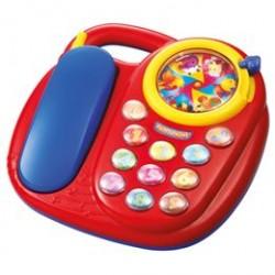 Baby Buddy telefon med lyde