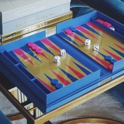 Backgammon - Coffee Table Game