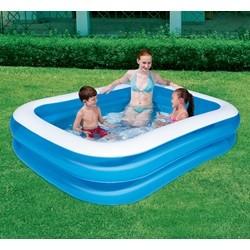 Badebassin Family Pool 201x150x51 cm