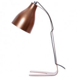 Barefoot bordlampe (kobber)