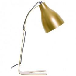 Barefoot bordlampe (messing)