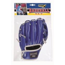 Baseballhandske + bold