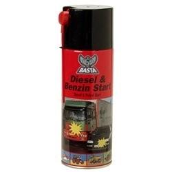 Basta Diesel & Benzin start