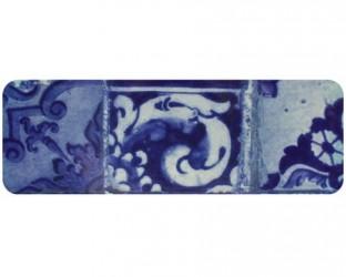 Bastian Lisboa serveringsfad blå kagel