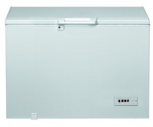 Bauknecht Gt400a2 Kummefryser - Hvid