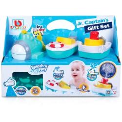 BB Junior badelegetøj - Jr. Kaptajnens gavesæt