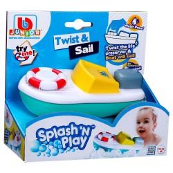 BB Junior badelegetøj - Sejlbåd