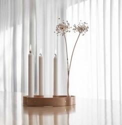 Belt 4 candles (natur)