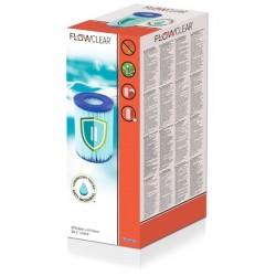 Bestway Antibakteriel Filterpatron 2.006L/3.028L - 2 stk.