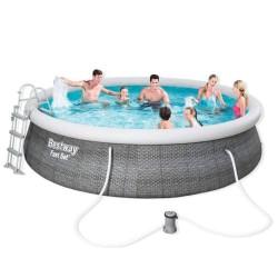 Bestway badebassin - Fast Set Pool - 12.362 liter