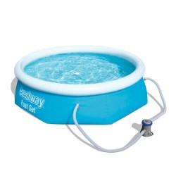 Bestway badebassin - Fast Set Pool - 2.100 liter