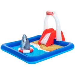 Bestway badebassin - Lifeguard Tower Pool Play Center - 276 liter
