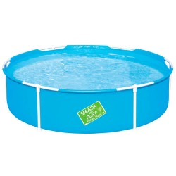 Bestway børnebadebassin - My First Frame Pool - 580 liter