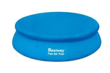 Bestway Fast Set Pool overdækning 457 cm