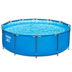 Bestway fastkants pool - Steel Pro Max Pool - 16.015 liter
