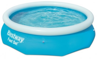 Bestway Pool 305 x 76 cm - Mellemstort bassin uden filterpumpe
