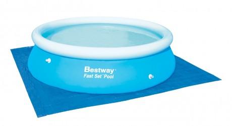 Bestway Underlag til Pool 335x335 cm