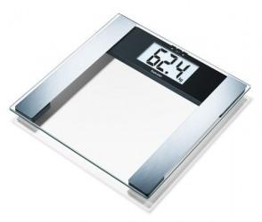Beurer Bg17 Kropsanalysevægt Badevægt - Glas