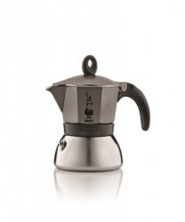 Bialetti Brygger Mokka Induction Anthracite 3/k