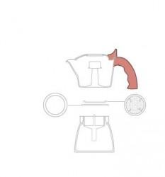 Bialetti Håndtag til Bakke-2-kop