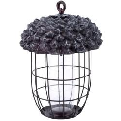 Bird foderautomat - Kogle Silo - Stål
