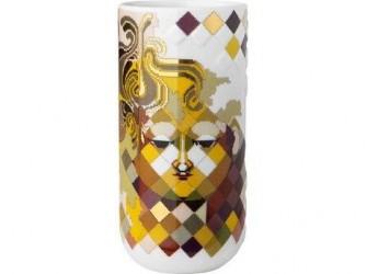 Bjørn Wiinblad Bjørn Wiinblad Gobelin Vase Multifarvet 18 cm