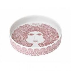 Bjørn Wiinblad Fad Porcelæn Rosa 28 cm
