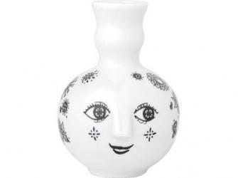 Bjørn Wiinblad Mie Vase Grå 10,5 cm
