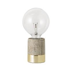 Bloomingville bordlampe (natur)