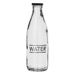 Bloomingville Glasflaske Water H 26,5 cm