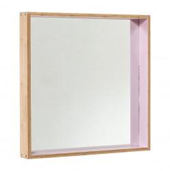Bloomingville spejl (natur)