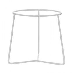 Bloomingville Stativ til Krukke Hvid Metal 24xH22 cm