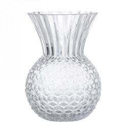 Bloomingville vase, klar, glas