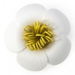Blossom papirclips holder (hvid)