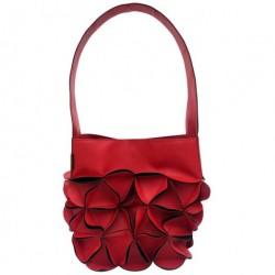 Blossom tote bag (rød)