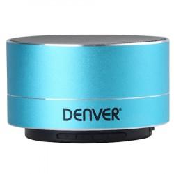 Bluetooth-højtaler Blå