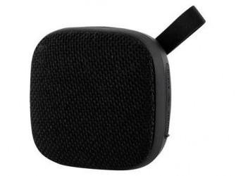 Bluetooth højtaler - H 7, 5 x B 7,5 cm - Sort