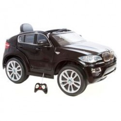 BMW elbil - X6 - Sort