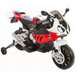 BMW elmotorcykel - 528 - Rød/Sort