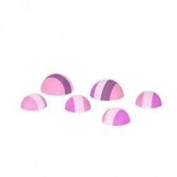 Bobles tumlesten (multi pink)