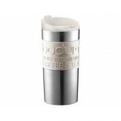 Bodum Rejsekrus Hvid 0,35 l 1 stk.