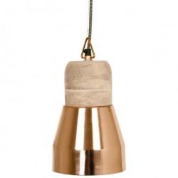 Bold lampe (kobber)