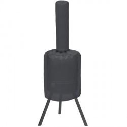 BONFEU Bonselo BIP beklædning til udepejs - sort PVC-plast