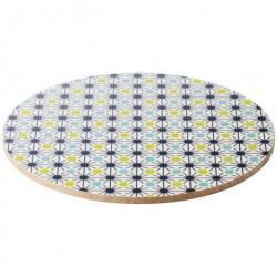 BordskÅner (mosaic print)